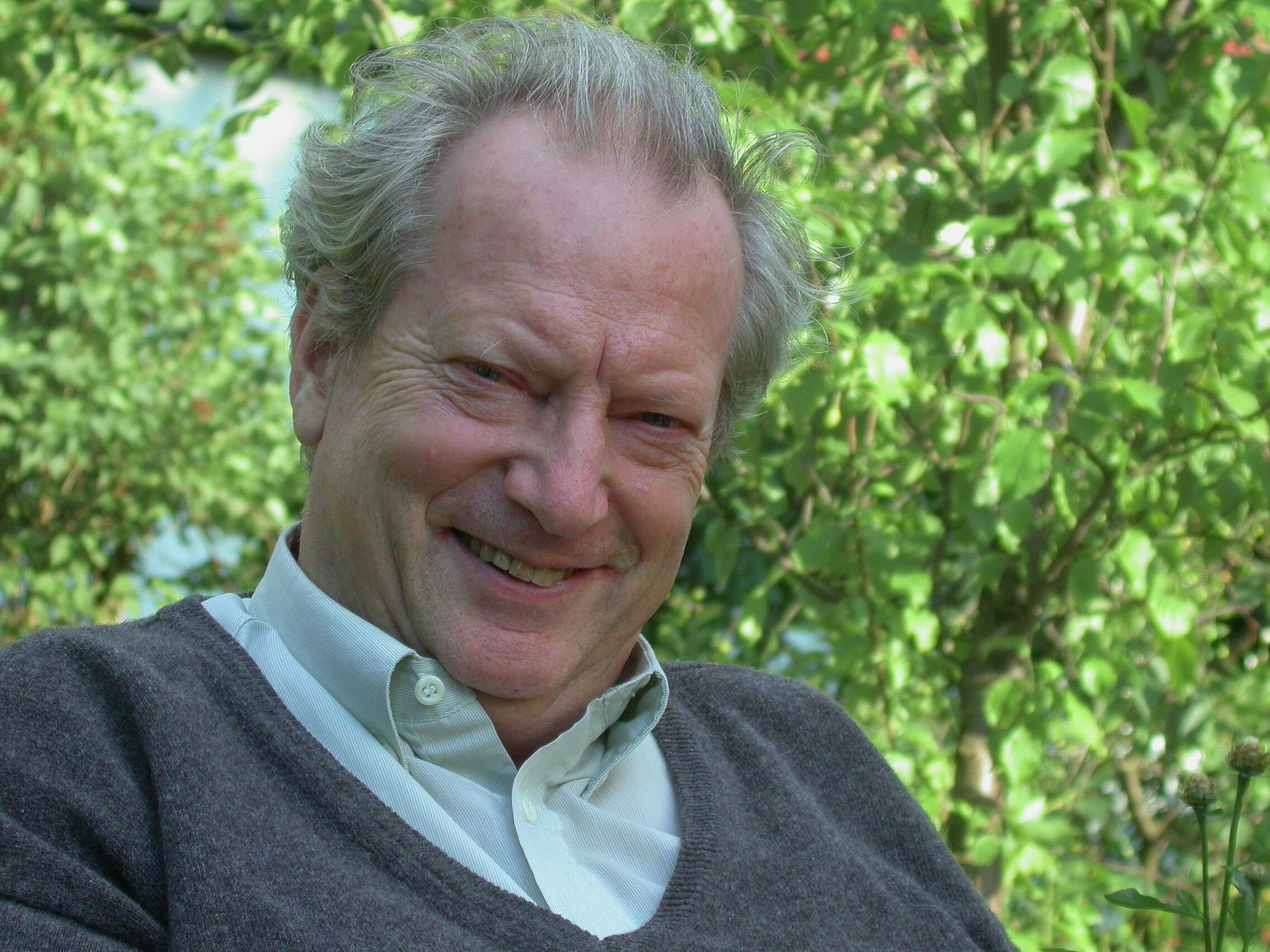 Bild von der Gedenkseite für Hans-Georg Kloss