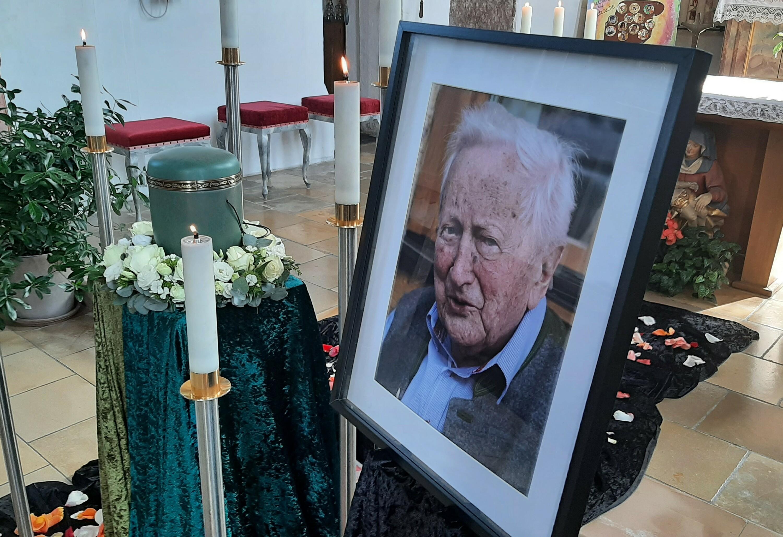 Bild von der Gedenkseite für Walter Zemanek