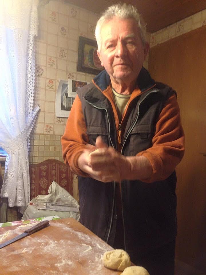 Bild von der Gedenkseite für Mihai Caravan
