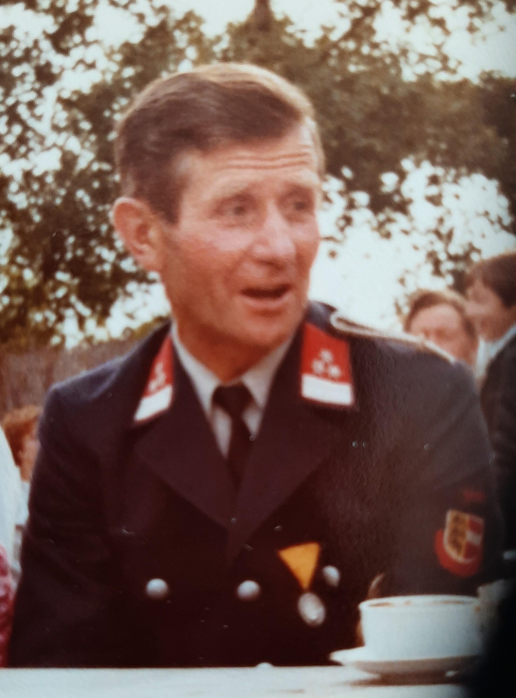 Bild von der Gedenkseite für Hans De Zordo