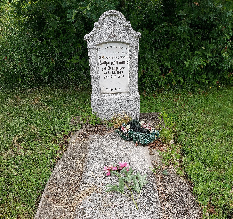 Bild von der Gedenkseite für Katharina Kauntz