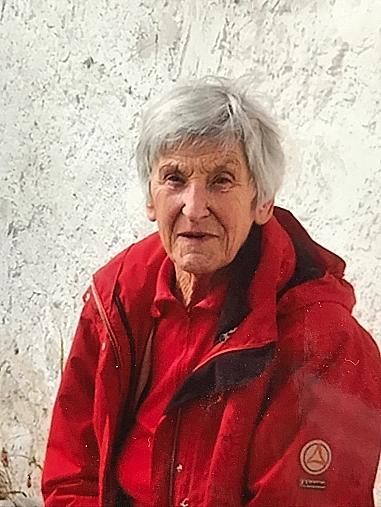 Bild von der Gedenkseite für Ursula Ochs