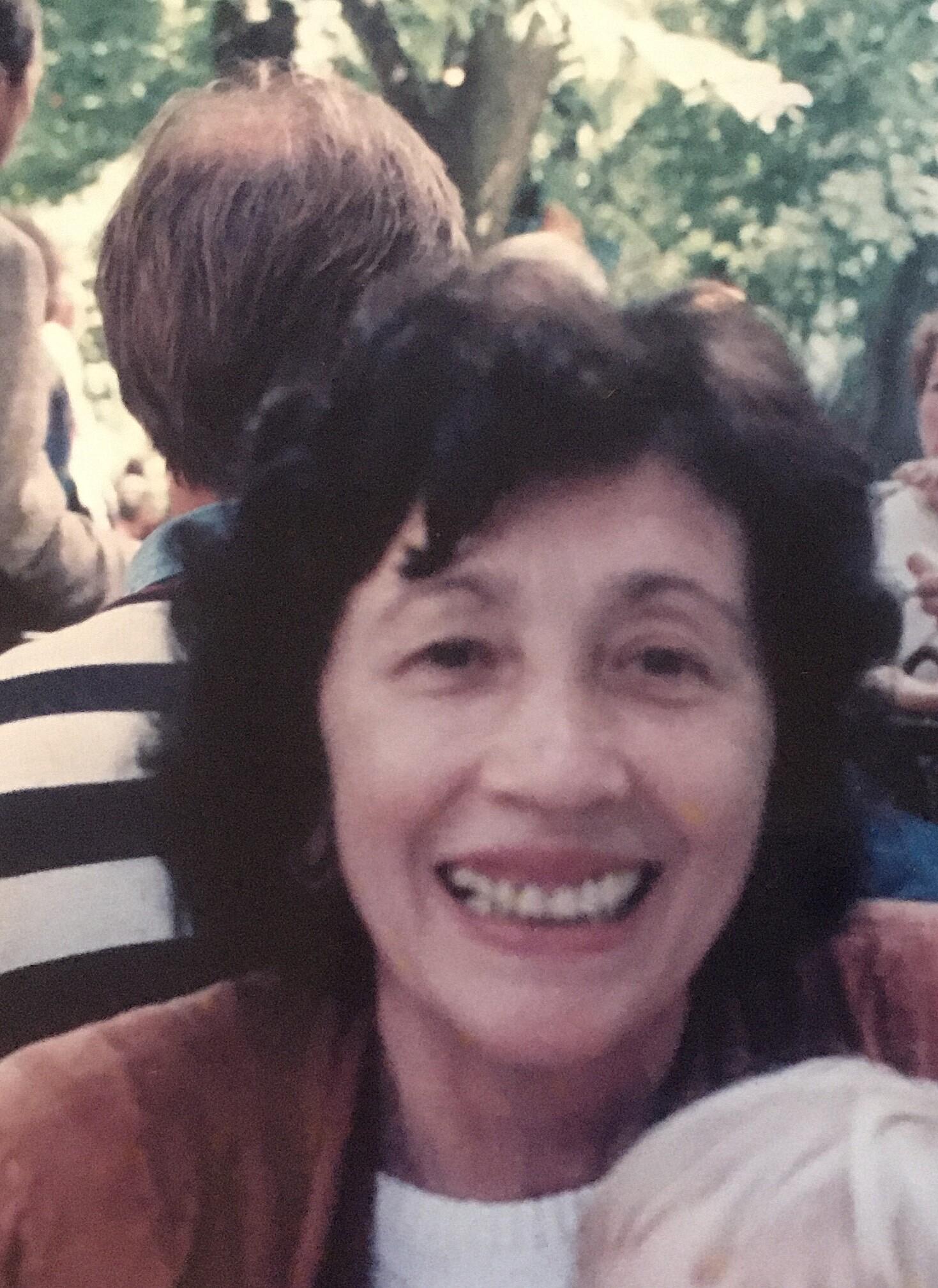 Bild von der Gedenkseite für Friedericka Übler