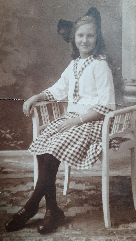 Bild von der Gedenkseite für Maria Trautner