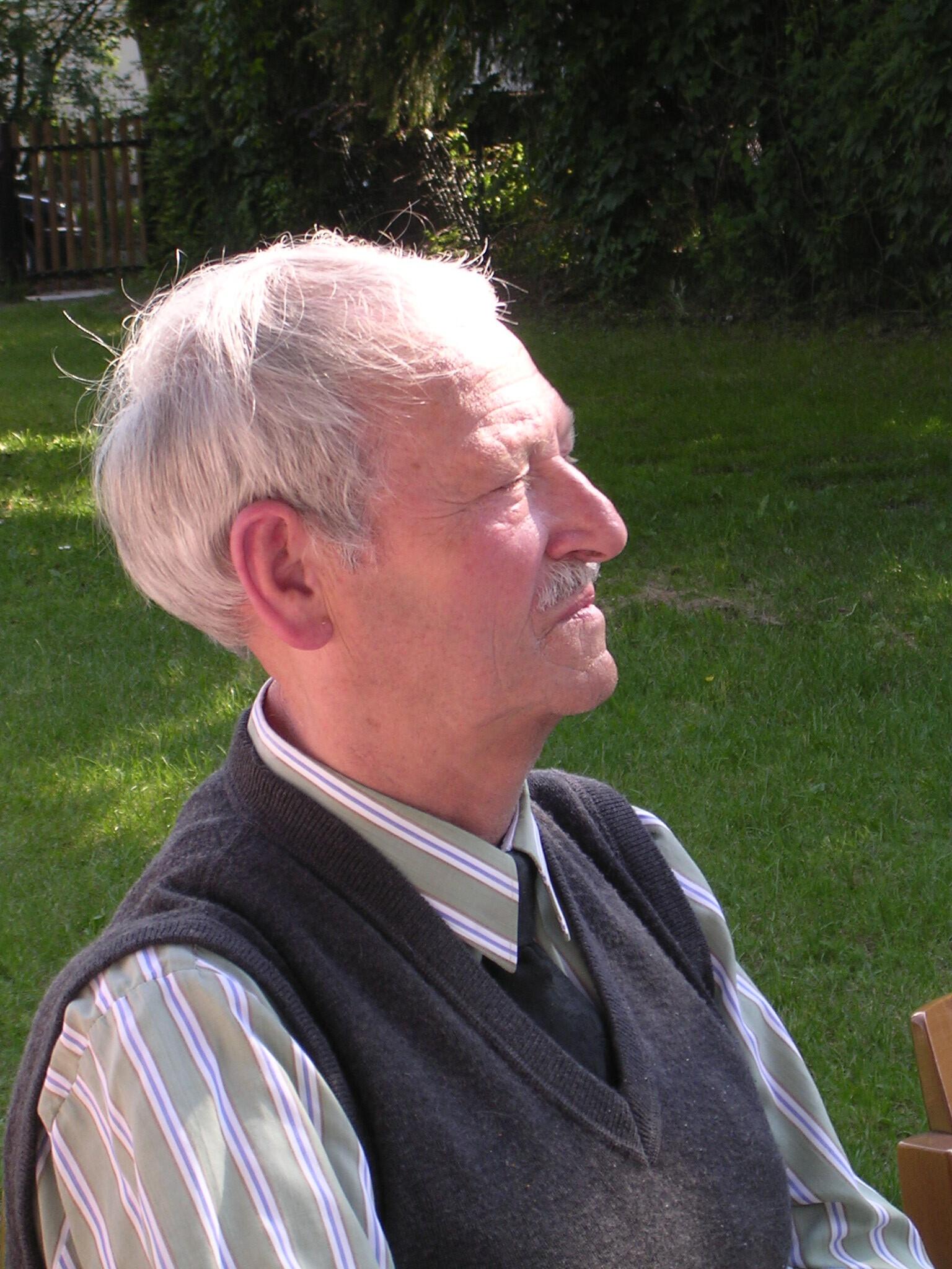 Bild von der Gedenkseite für Siegfried Gonska