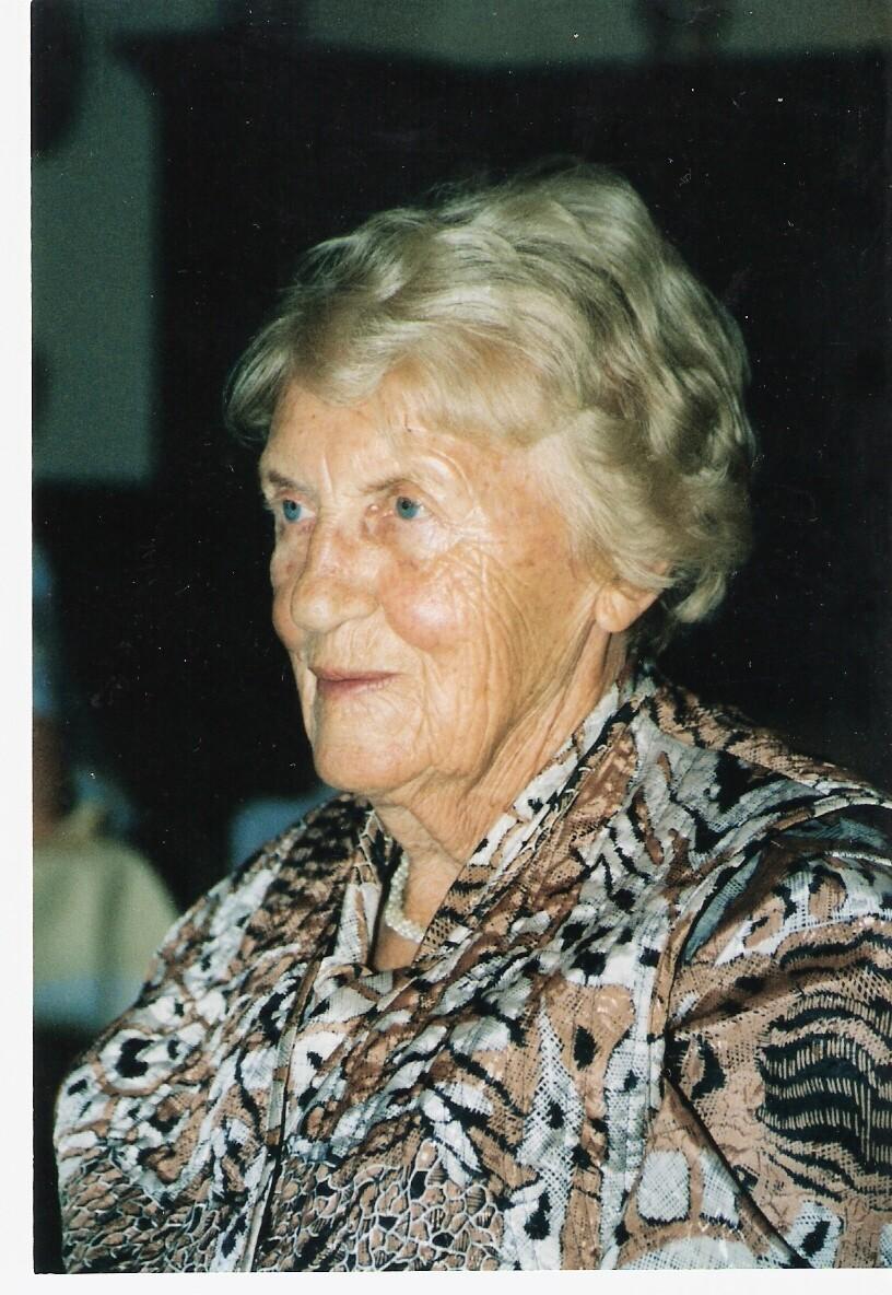 Bild von der Gedenkseite für Margarete Baer