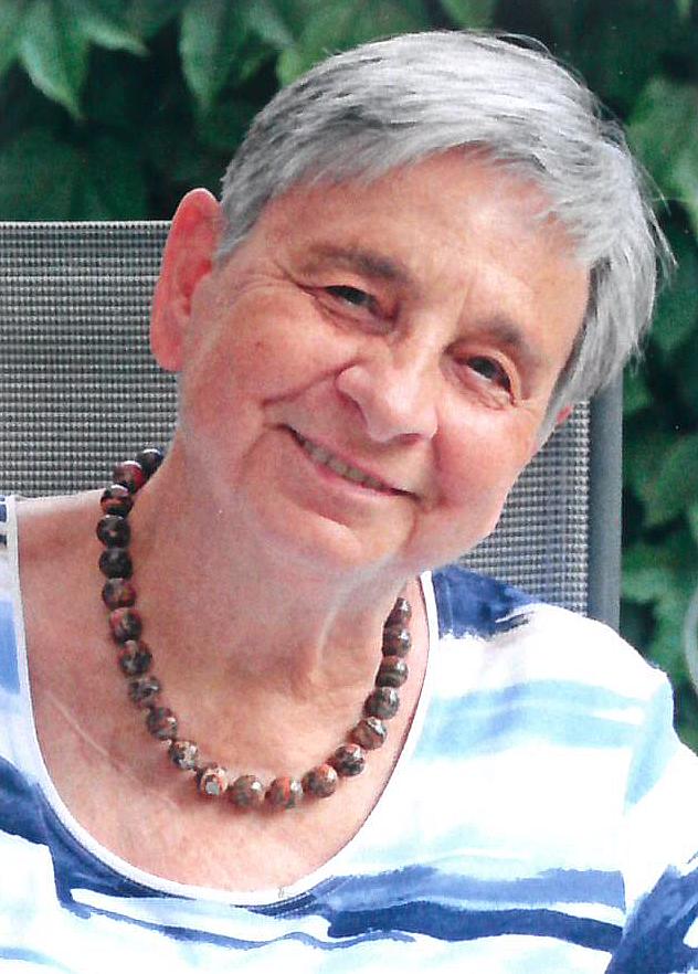 Bild von der Gedenkseite für Ingrid Blomeyer, geb. Eckstein