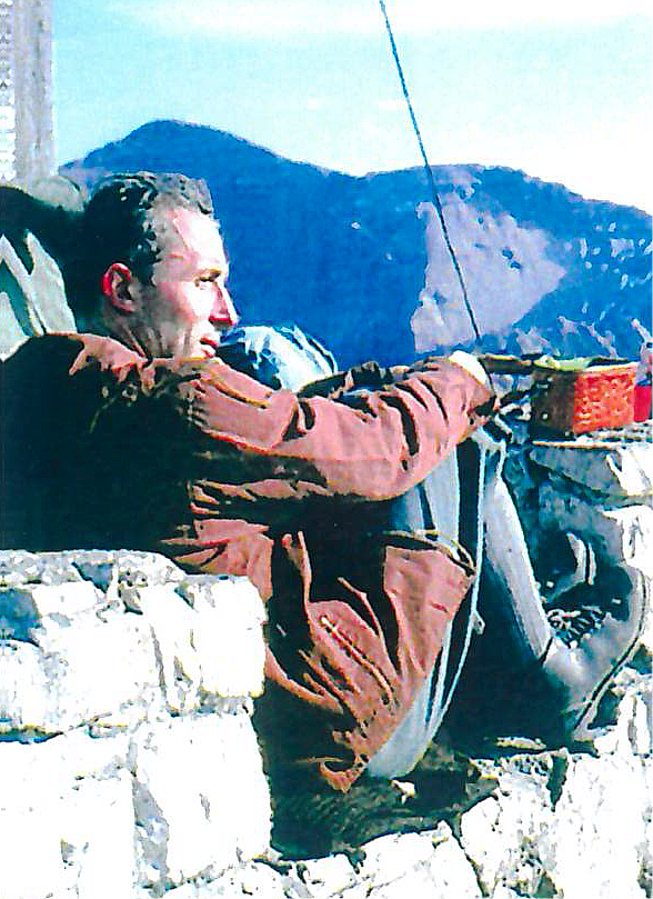 Bild von der Gedenkseite für Otto Dehalt
