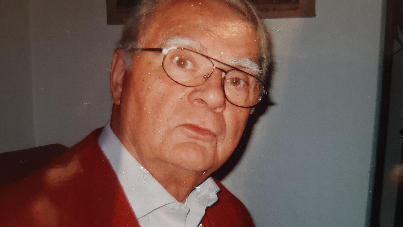 Bild von der Gedenkseite für Werner Krauss