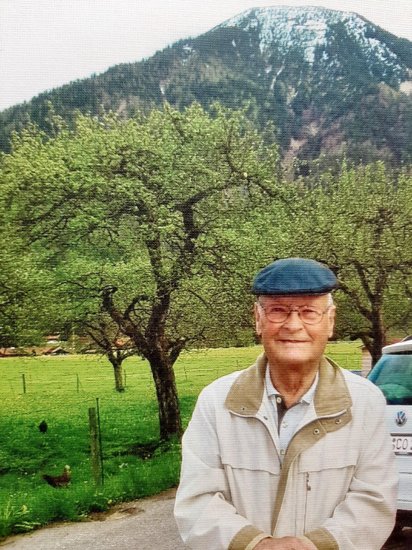 Bild von der Gedenkseite für Klaus Lindner