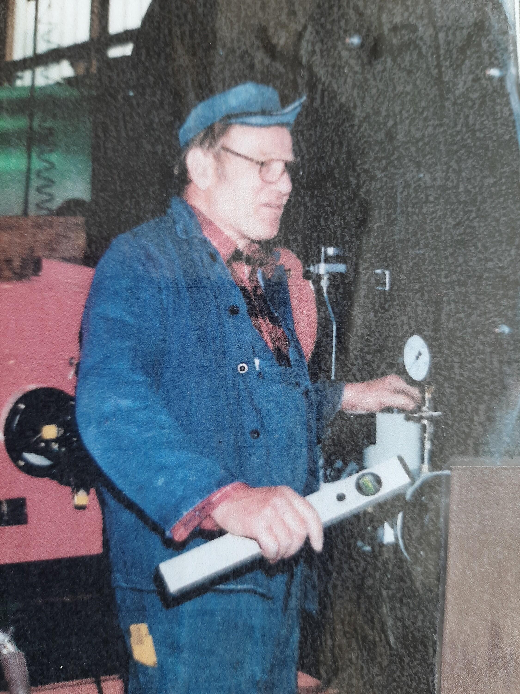 Bild von der Gedenkseite für Thomas März