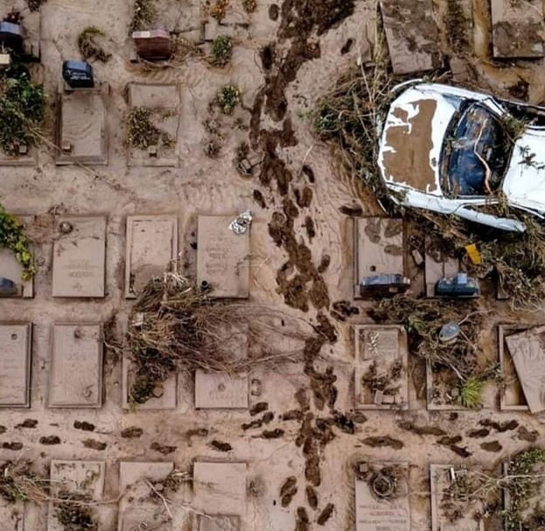 Bild von der Gedenkseite für Opfer der Hochwasserkatastrophe