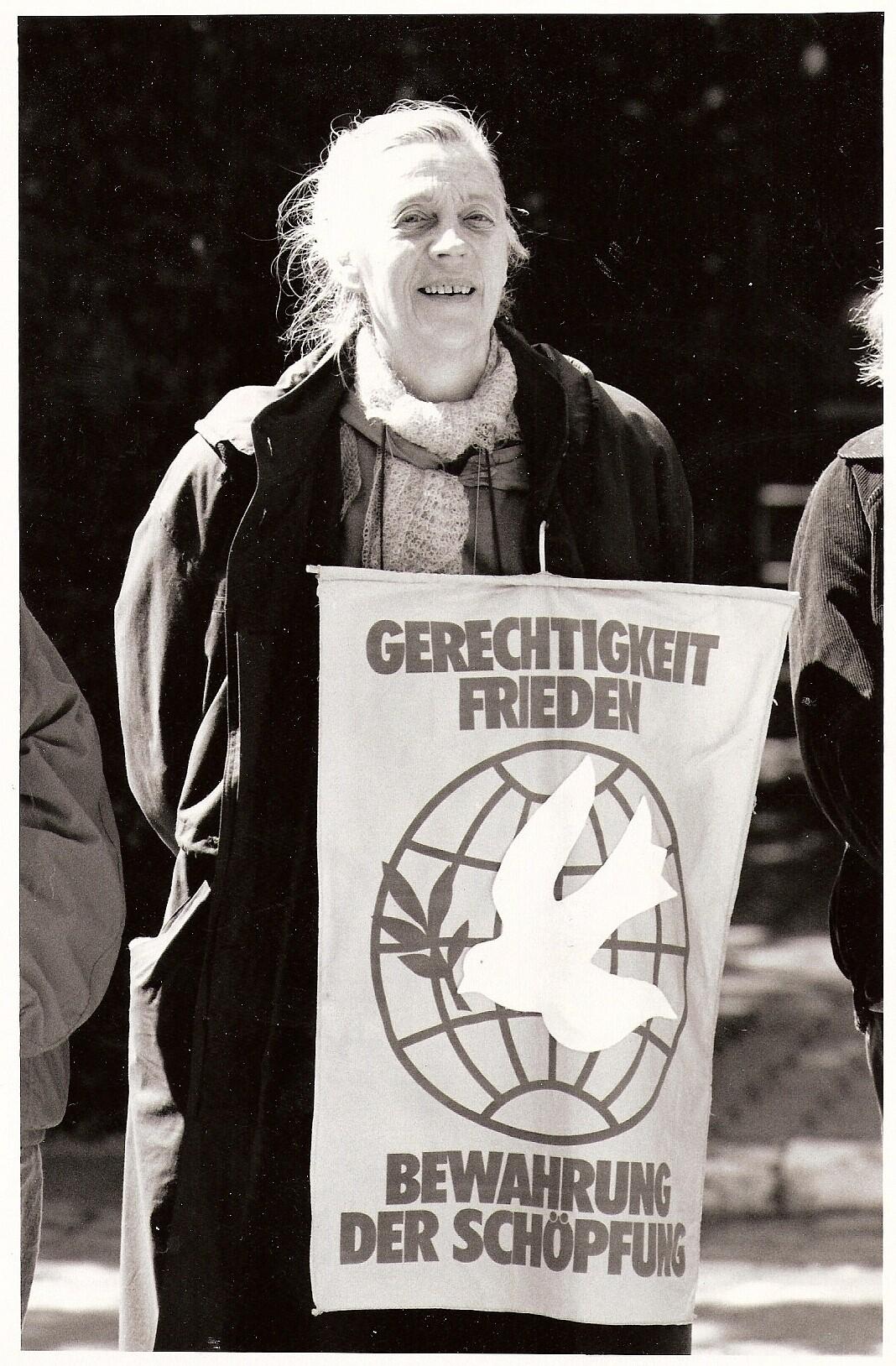 Bild von der Gedenkseite für Gesine Taubert