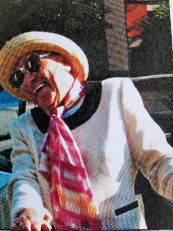 Bild von der Gedenkseite für Barbara Choron