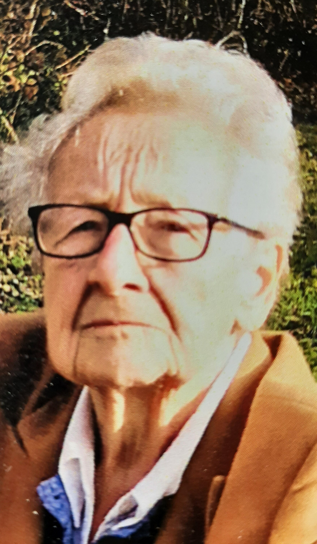 Bild von der Gedenkseite für Helga