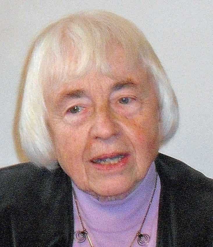 Bild von der Gedenkseite für Marianne Pflüger