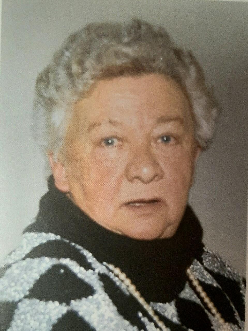 Bild von der Gedenkseite für Thea Knidlberger