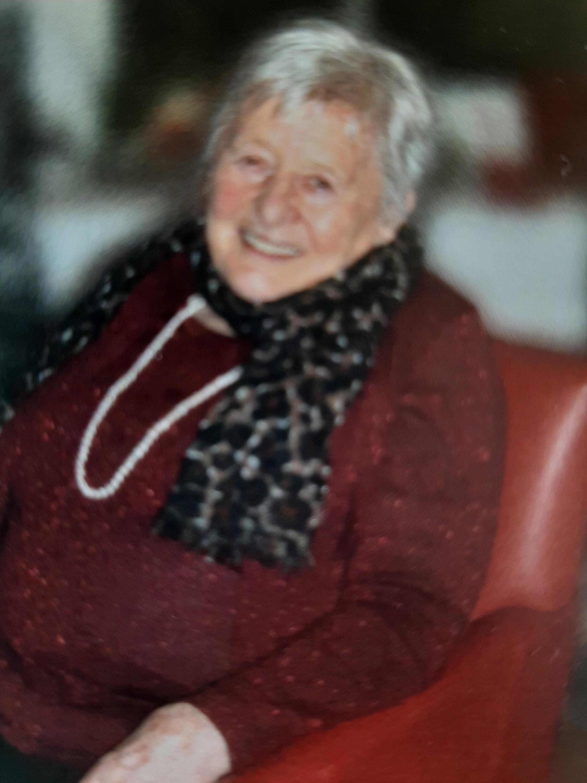 Bild von der Gedenkseite für Sofie Dörr