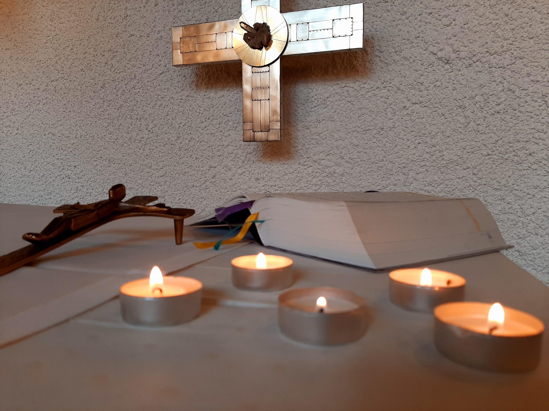 Bild von der Gedenkseite für Schwester Ursula Hertel
